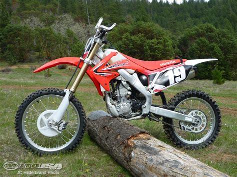 2011 Honda CRF250R Project Bike Update 1   Motorcycle USA
