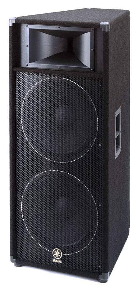 Speaker Yamaha 18 Inch yamaha s215v dual 15 djkit