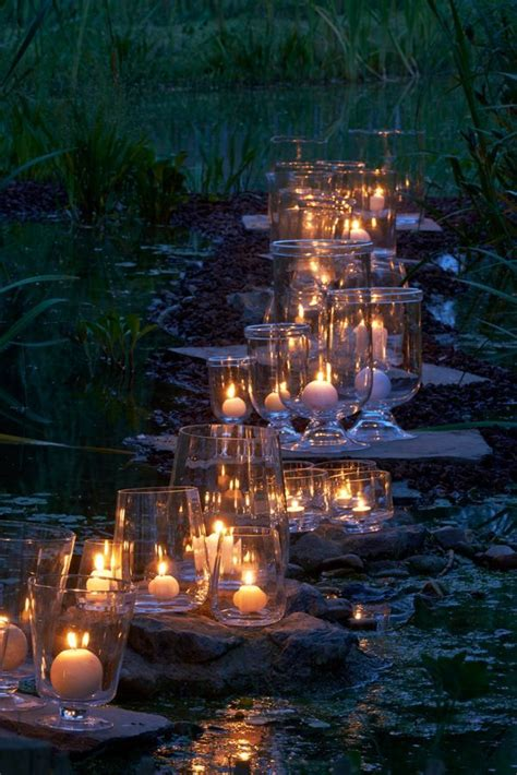 beautiful candles beautiful candle light flickers softly on the stepping