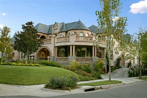 Mtv Cribs Mansion by Highland Park Romanesque Mansion Homes Of The Rich