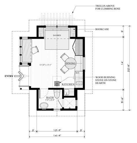 house plan cabin home plans and designs floor plans small