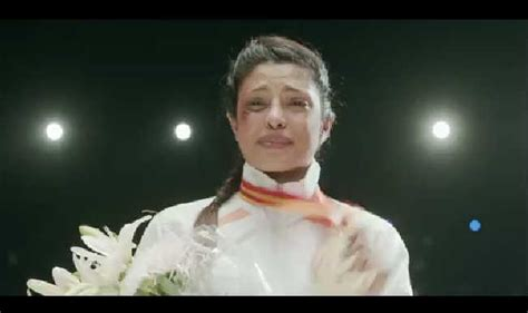 biography film music mary kom song salaam india priyanka chopra at her best as