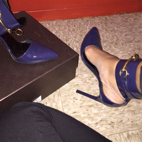 Heels Gucci Import 69 69 gucci shoes royal blue gucci ursula size 8 uk 38 from vee s closet on poshmark