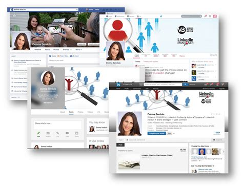 linkedin customized backgrounds templates exles