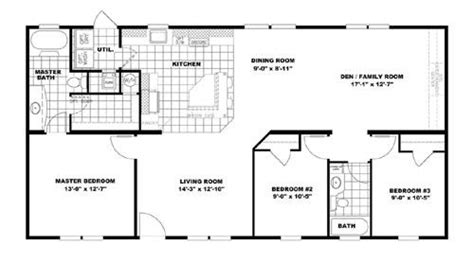 clayton homes clayton homes wide floor plans