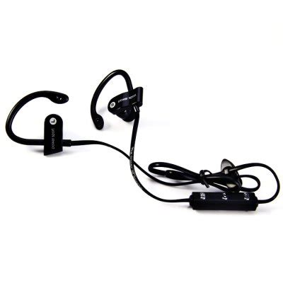 Power Sport Bluetooth Earphone With Microphone Ms B7 power sport bluetooth earphone with microphone ms b7 black jakartanotebook