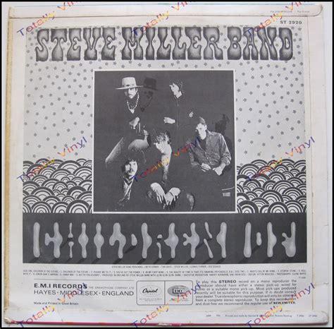 Children Of The Future totally vinyl records miller band steve children of