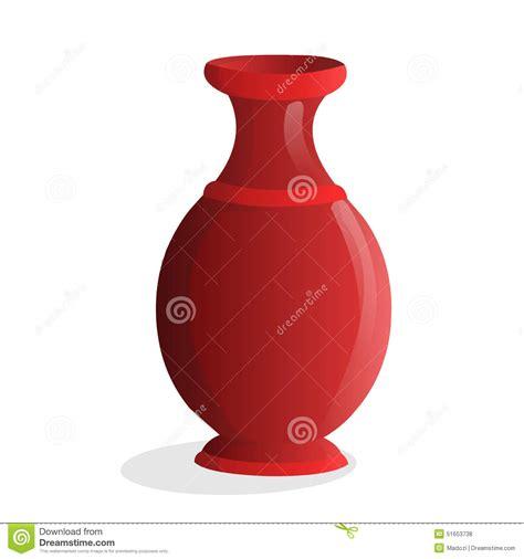 Vase Illustration vase isolated illustration stock vector image 51653738