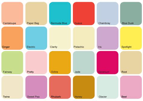 zen color palette color palette spring summer 2010 design cmyk pinterest