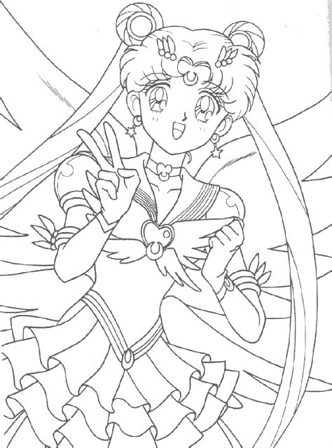 Sailor Moon Coloring Pages Games | video game coloring pages sailor moon coloring pages