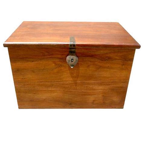 Handcrafted Hardwood Storage Puzzle Box - grinnell solid wood handmade storage box cabinet trunk