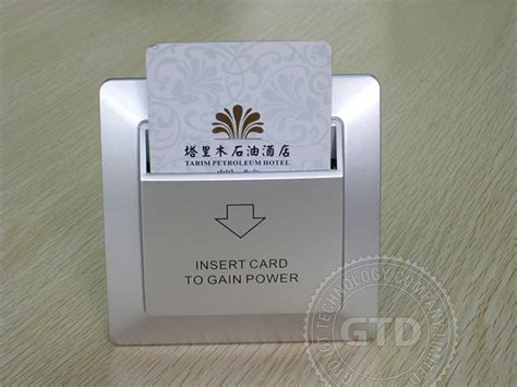 hotel room key card hotel room key card power switch customized different colors logo view hotel room key card