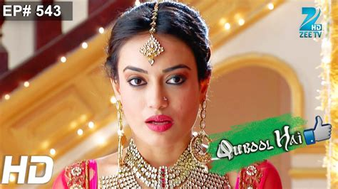 film india qobuul hai qubool hai hindi tv show popular indian zee tv serial