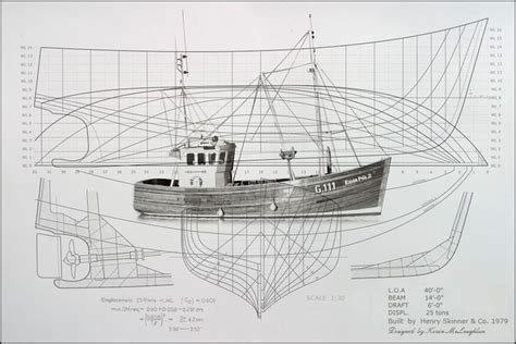 fishing boat blueprints 17 best images about modelskibe 1 87 on pinterest boat