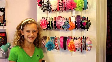 Ways To Organize Your Bedroom ultimate headband holder tv mp4 youtube