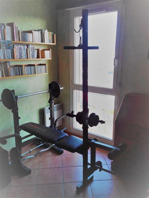 Prix Banc De Musculation by Bancs De Musculation Occasion 224 Marseille 13 Annonces