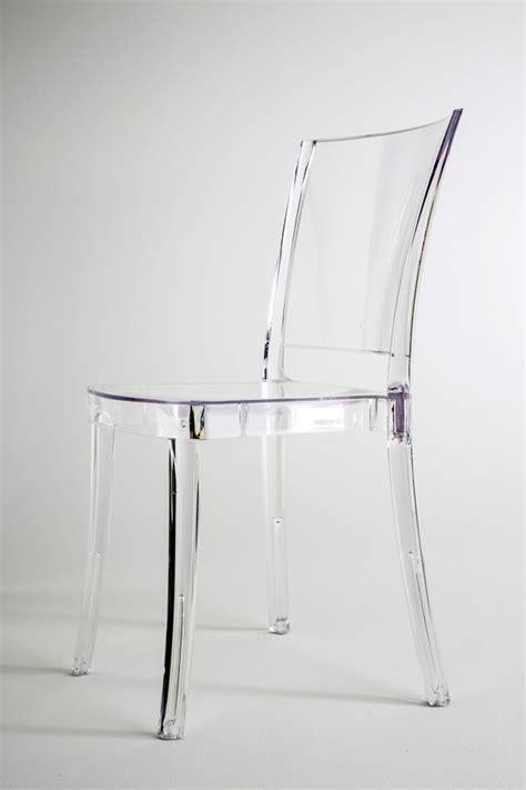 sedie trasparenti prezzi sedia trasparente policarbonato lucienne neutro