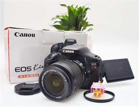 Kamera Canon Bekas 600d jual kamera dslr canon x5 atau 600d bekas jual beli