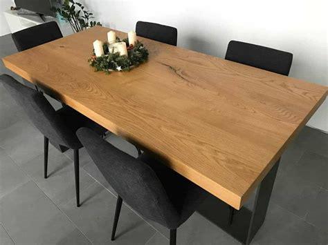 tavoli in legno realizzazione tavoli su misura in legno bergamo