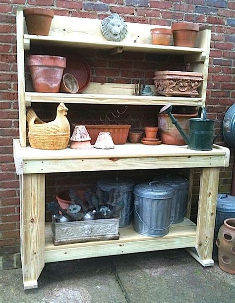 gardeners benches with storage 17 best images about greenhouse benches on pinterest
