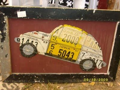 license plate craft projects 110 best license plates images on licence
