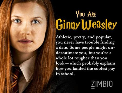 hermione granger ginny weasley 17 best images about harry potter quiz on