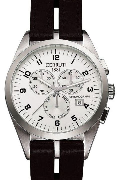 Cerruti 1881 Crm045s265a White Rosegold cerruti 1881 c classic chronograph premium s watches models chronograph and