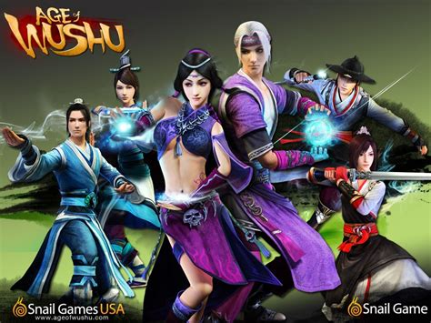 Age Of Wushu Giveaway - age of wushu wallpapers