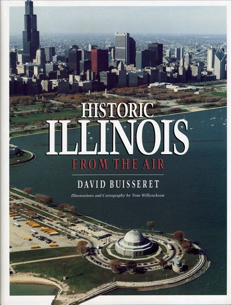 historic illinois from the air buisseret