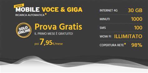 servizio clienti fastweb mobile fastweb mobile voce e giga nuovo prezzo per i