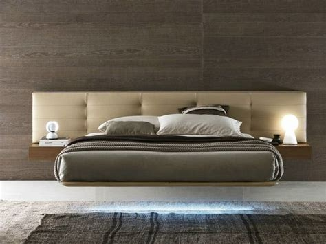 2 wing bedroom wing system bed with tufted headboard by presotto
