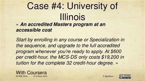 Uic Mba Program Cost by Moocs Searching For A Viable Business Model