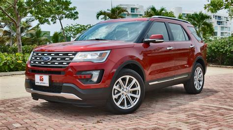 2016 Ford Explorer Review by 2016 Ford Explorer Review United Cars United Cars