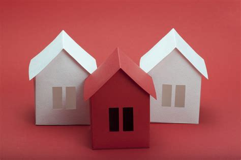 How To Make House With Paper - how to make a 3d paper model of a house ehow