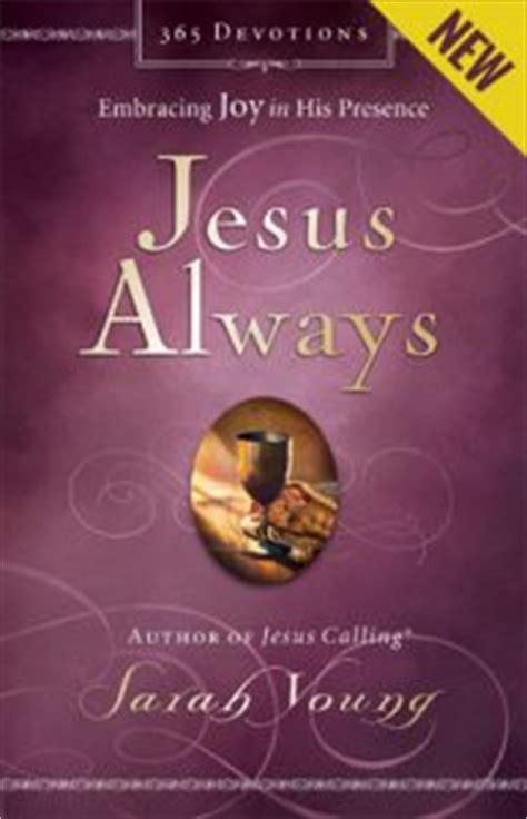 jesus calling book of prayers books jesus always jesus calling