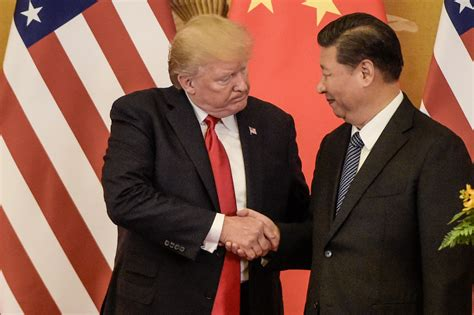 donald trump xi donald trump xi most powerful chinese leader since mao
