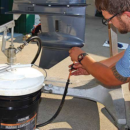 how to winterize a boat that doesn t run winterize your boat right trailering boatus magazine