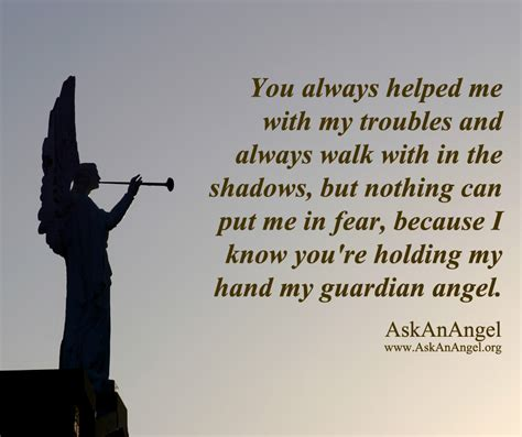 My Guardian Quotes I You Re Holding My My Guardian Ask An