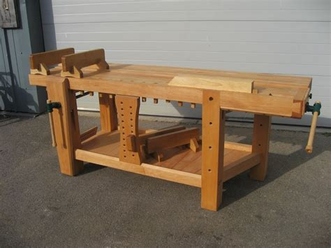 best work bench david barron furniture roubo split top workbench