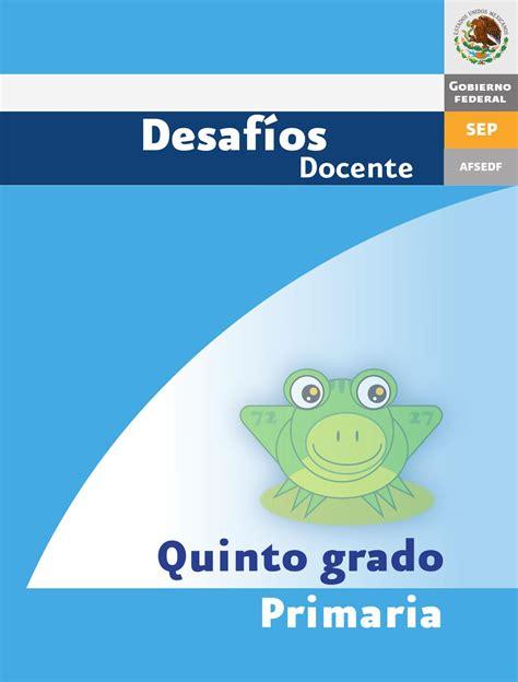quinto grado en torres 8427203047 desafios matematicos docente 5 186 quinto grado primaria by gines ciudad real issuu