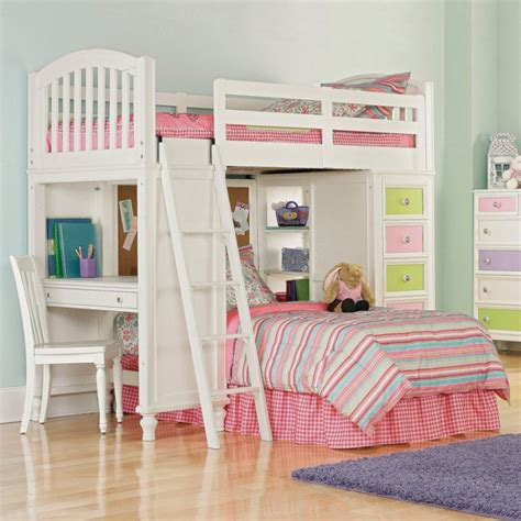 cool desks for girls home design 87 exciting loft beds for teenss