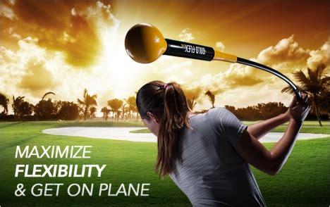 sklz golf swing trainer reviews sklz gold flex 40 golf swing trainer at intheholegolf com