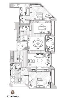 carleton lodge floor plan the ritz the imperial suite lower left the