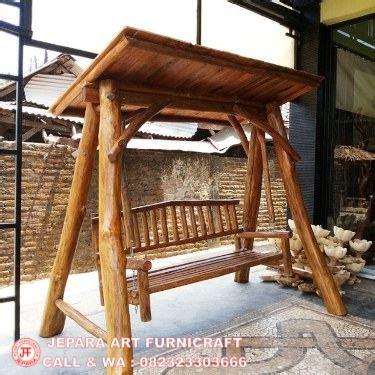 Kursi Malas Dan Ayunan Kayu Jati jual ayunan kayu jati antik harga murah