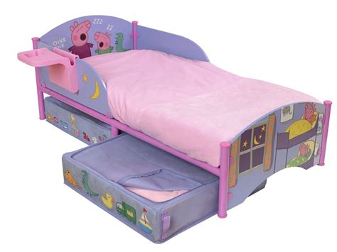 peppa pig toddler bedding top reasons why your kids will love a peppa pig bed canopy