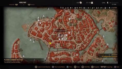 golden sturgeon witcher 3 map kingfisher inn location witcher 3 2017 ototrends net