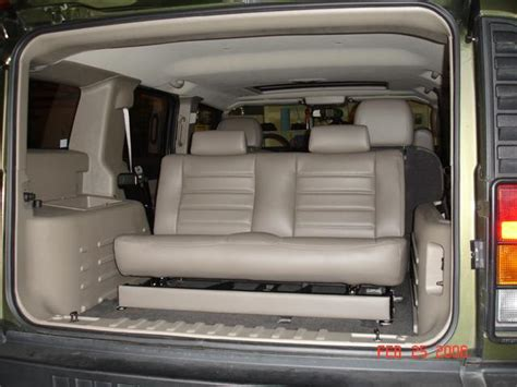 hummer 7 seater for sale cerullo rear facing bench 8 seater h2 hummer forums