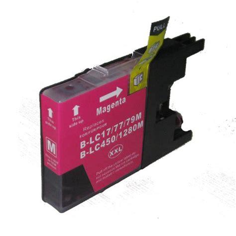 Paket Lc 77 Xl Ink Cartridge Original Bcmy lc77xl magenta compatible inkjet cartridge
