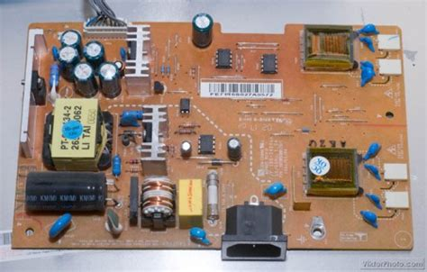 power capacitor troubleshooting lcd monitor repair defective capacitor hacked gadgets diy tech
