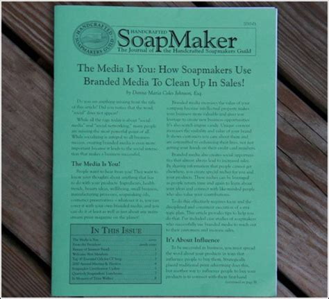 Handmade Soap Guild - handcrafted soapmakers guild gallery